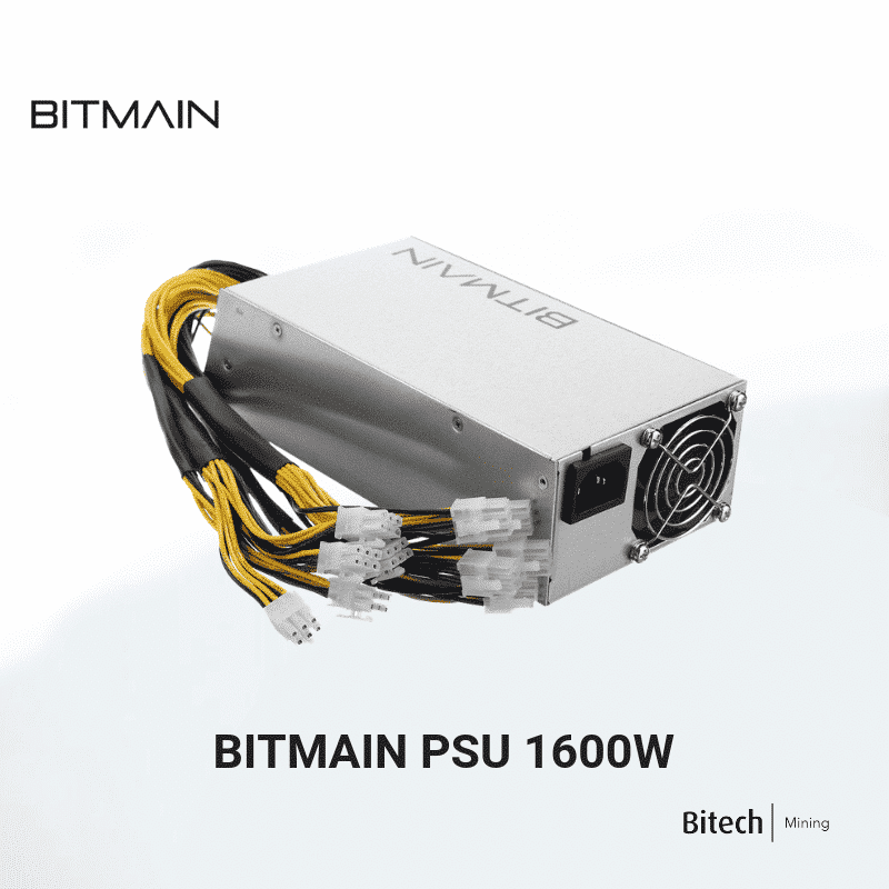 Bitmain PSU 1600W